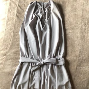 Other - Women's Silver Jumpsuit